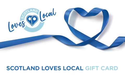Scotland Loves Local Gift Card